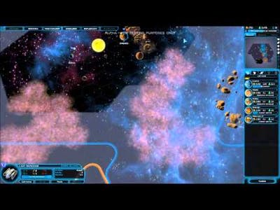 Galactic Civilizations III Alpha video 1