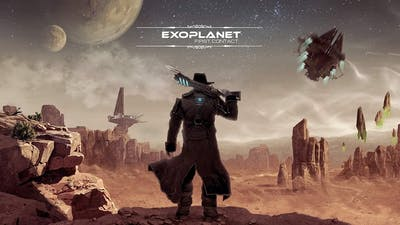 Exoplanet: First Contact gameplay on gtx860m