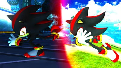 REAL Shadow the Hedgehog Mod! -  Sonic Generations