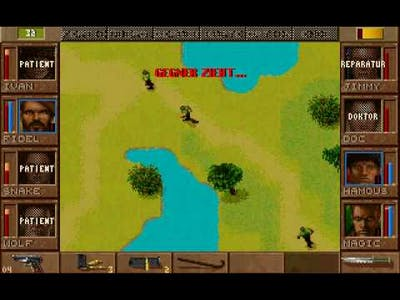 Let's Play Jagged Alliance 1 Part 12.3