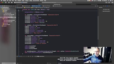 Simple Swift Game Ending and Restarting
