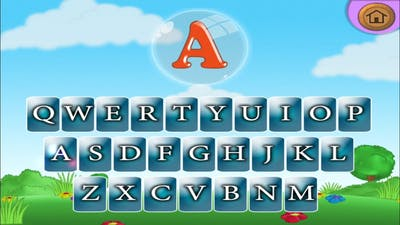 Typewriter Game   ABC Learning For Kids, Toddlers and Babies