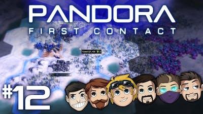 Pandora: First Contact #12 - German Beach Towels