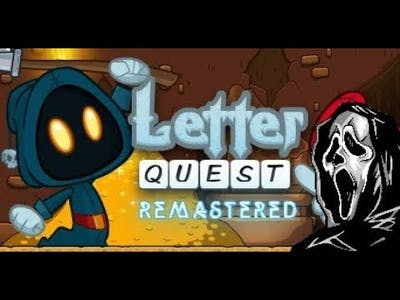 Letter Quest: Grimm's Journey - Gameplay (PC Ultra 1080p 60fps)