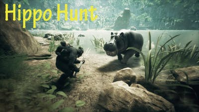 Hunting A Hippo - Ancestors The Humankind Odyssey