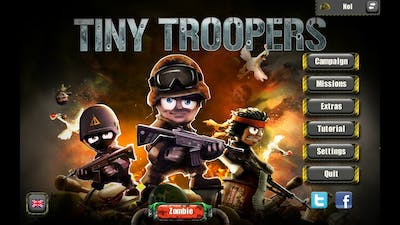 MaxxGames - Let's Play - Tiny Troopers