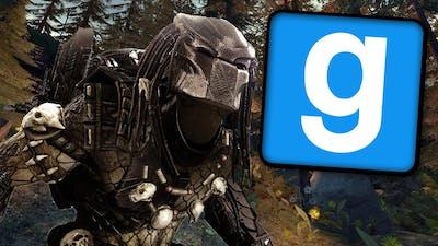 Garry's Mod Sandbox - Hunting The Predator!