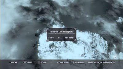 Skyrim Dragonborn DLC: How to Find and Kill Karstaag