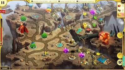 12 Labours of Hercules V: Kids of Hellas Level 2.10 Guid