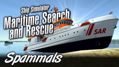Ship Simulator Maritime Search & Rescue | Baltic Sea Rescue!