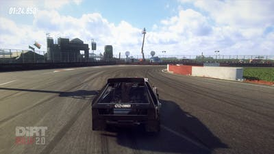 Dirt Rally 2.0 Daily Challenge #20 Silverstone Lancia Delta S4