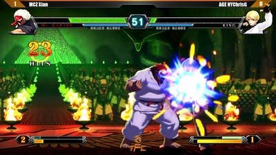 The Fall Classic King of Fighters XIII Grand Finals NYChrisG vs Xian