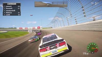 Nascar Heat 2|Online Race at Kansas