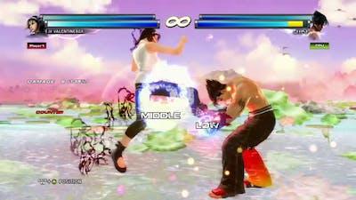 Tekken Tag Tournament 2 Jun Kazama Combos