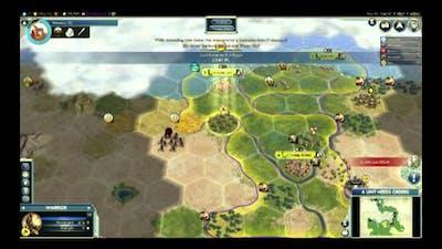 Lets play: Civilization V Wonders of the Ancient World DLC (EGYPT) part 5