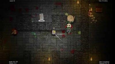 DungeonRift Alpha gameplay
