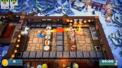 Overcooked! All You Can Eat Festive Seasoning 1-5