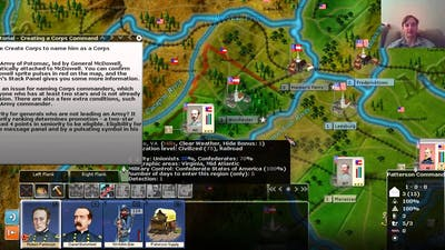 AGEOD's Civil War 2 - Tutorial: Army, Corps and Division Command