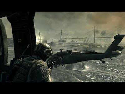 EPIC BEACH ASSAULT in Online FPS Game Call of Duty Modern Warfare 3