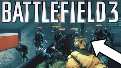 They don't make games like Battlefield 3 anymore!