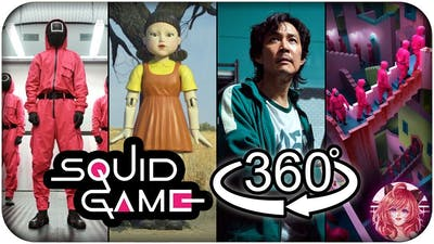 Squid Game: The 360º VR Experience