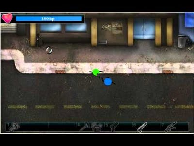 Stick RPG 2 Items and Sewer People