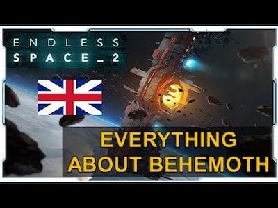 Endless Space 2 I Guide I Basic Behemoth