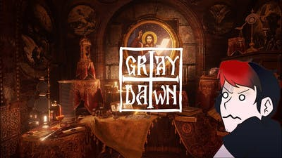 Blasphemously Scary | Grey Dawn (demo)