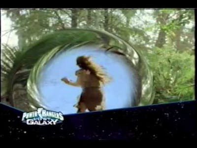 Power Rangers Lost Galaxy various Premiere promos+