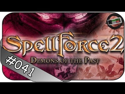 Spellforce 2 Demons of the Past # 41 ► Eislabyrinth und Golemwächter | Let's Play Demons of the Past