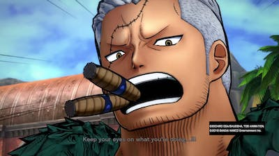 ONE PIECE BURNING BLOOD this game will never die