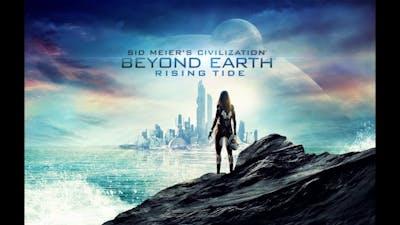 Геймплейный ролик Civilization: Beyond Earth из DLC Rising Tide