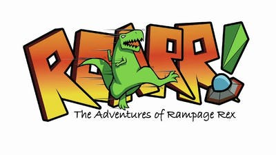 ROARR The Adventures of Rampage Rex part 1   w / commentary