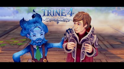 Let's Co-Op Play Trine 4: Melody of Mystery - Cornelius's Dream (Part 1)