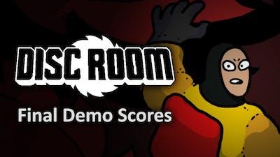 Disc Room Demo - Final High Scores (2020-06-22)
