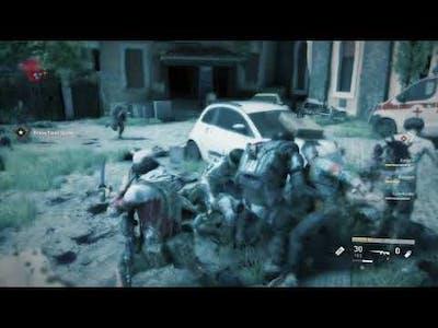 World War Z Aftermath Rome: Fixer Elite [Hard Mode]