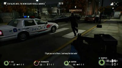 Payday 2 - Hector is a Rats
