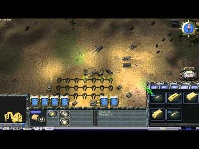 World War III: Black Gold Gameplay #9/87 - U.S.A. Mission 3 Part 1/5 - By FlyK
