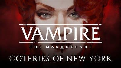 Vampire The Masquerade Coteries of New York Gameplay