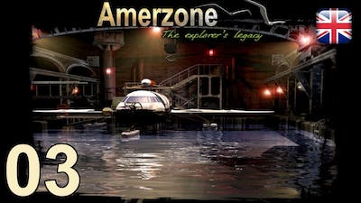 Amerzone: The Explorer's Legacy - [03] - [Chapter Three] - English Walkthrough - No Commentary