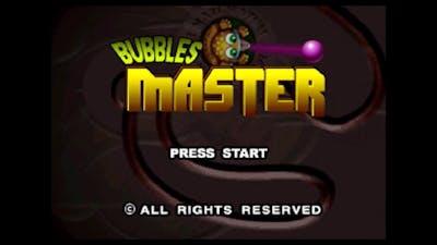 Bubbles Master - SEGA Mega Drive Flashback - Full Game