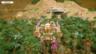 BATTLETECH the Game: Flashpoint Career Mode 3 Skull Mission