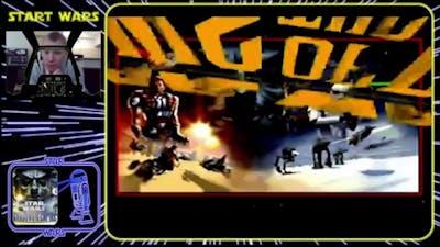 Start Wars - Star Wars: Shadows of the Empire - Stage 1