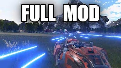Unlanded - Serious Sam 4 - Full Mod (2K)