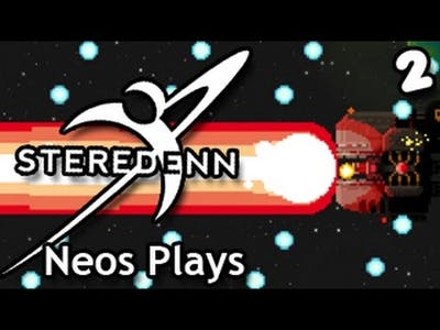 Deadly Space Lasers! Steredenn #2 | Neos Plays