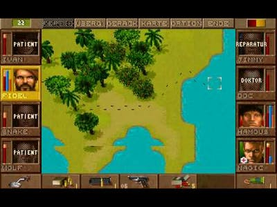 Let's Play Jagged Alliance 1 Part 12.5