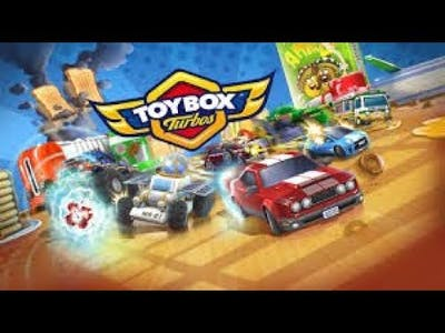 Toybox Turbos with Lebron James, But no mention of him