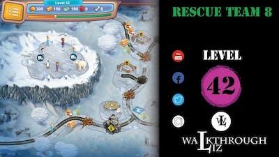 Rescue Team 8 - Level 42 Walkthrough