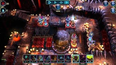 Prime World Defenders - Level 17 Ritual - Heroic Mode - 3 Stars 452 Points