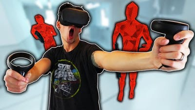 I AM A SLOW-MO NINJA! (SUPERHOT VR)